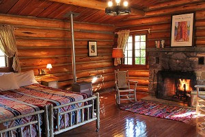 Diamond J B&B cabins - great hotel alternative