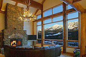 Bridger Vista Lodge - luxury lodging near ski area