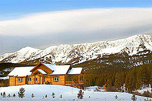 Bridger Vista Lodge - Skier lodging for up to 10